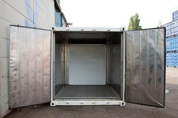 Geïsoleerde Container / Insulated Container