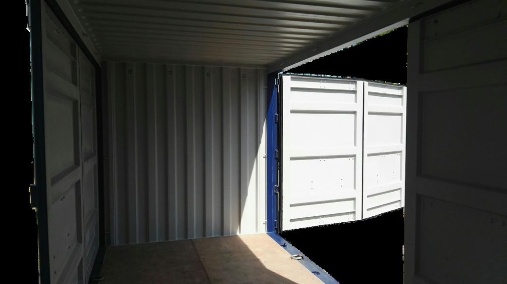 Binnenkant Both Open Side Container