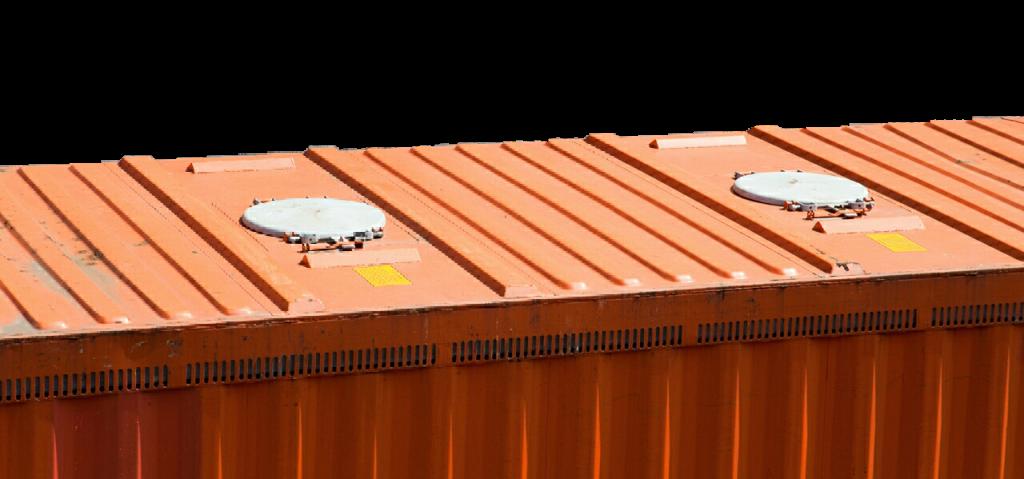 Bovenkant bulk container